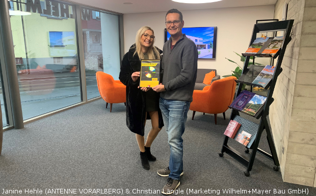 Wilhelm+Mayer Bau GmbH – Spot des Monats Oktober 2019!
