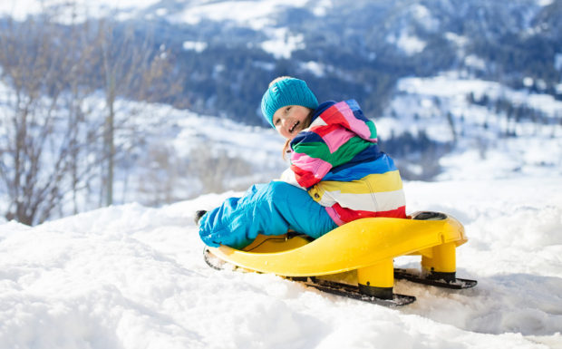 Die TOP 10 der besten Rodelstrecken in Vorarlberg!