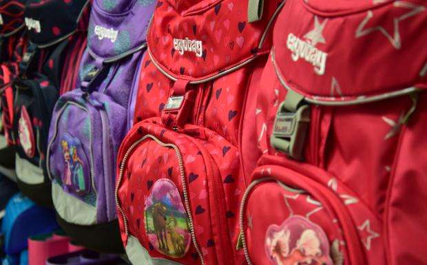 Die Schultaschen- und Ranzenmesse 2020