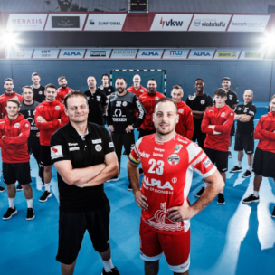 Alpla HC Hard vs. HC Fivers WAT Margareten am Freitag, 30. Oktober 2020 in der Sporthalle am See in Hard!