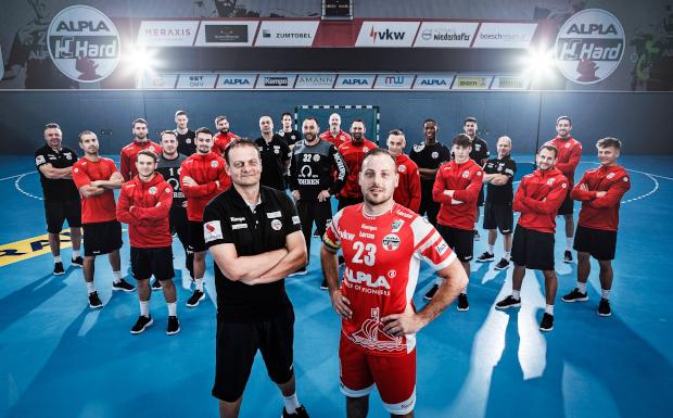Alpla HC Hard vs. Sparkasse Schwaz Handball Tirol