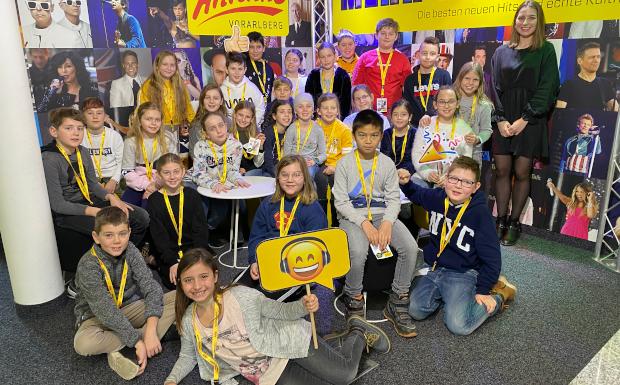 VS Meiningen, 4a & 4b (Schuljahr 2019/20)