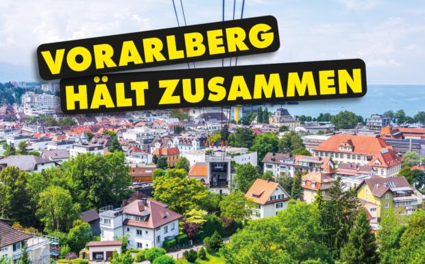 Vorarlberg hält zusammen