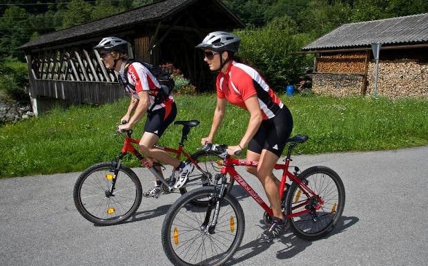 Die TOP 10 der besten Radwege in Vorarlberg!