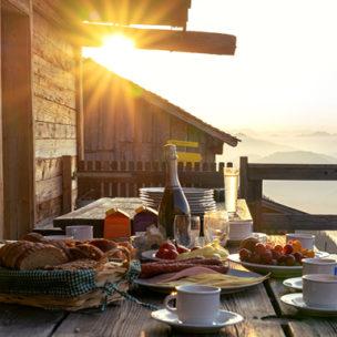 Die TOP 10 der schönsten Alpgasthäuser in Vorarlberg!