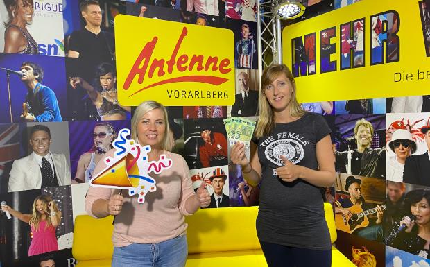 Julia Linder aus Hohenems gewinnt 300 Euro Urlaubsgeld!