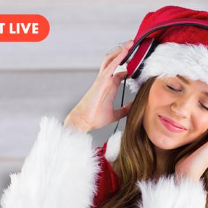 ANTENNE VORARLBERG Christkindlradio Die schönsten Weihnachtssongs rund um die Uhr. Und jetzt ganz neu: Moderiert von den beliebten Stimmen von ANTENNE VORARLBERG!