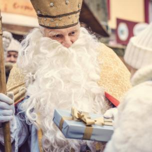 Die ANTENNE VORARLBERG Nikolaus Botschaft! Die ganz persönliche Videobotschaft vom Nikolaus direkt auf euer Handy!