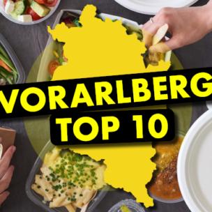 """Die Vorarlberg TOP 10! Jetzt hier abstimmen: Wir suchen die TOP 10 der beste """"To-Go"""" Idee der Restaurants, Bars und Cafés in Vorarlberg!"""