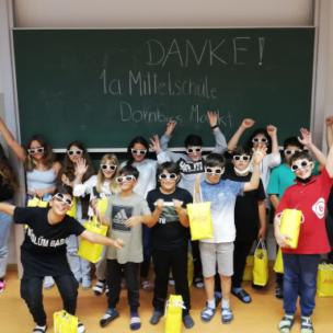MS Dornbirn Markt, 1a (Schuljahr 2020/21)