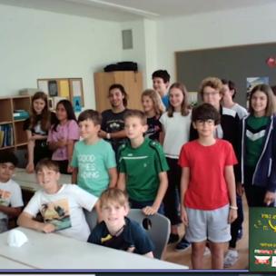 MS Schwarzach, 2b (Schuljahr 2020/21)