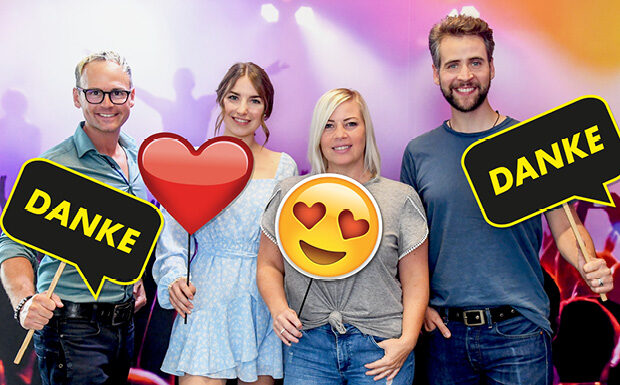 ANTENNE VORARLBERG ist erneut Spitzenreiter im Vorarlberger Radiomarkt!