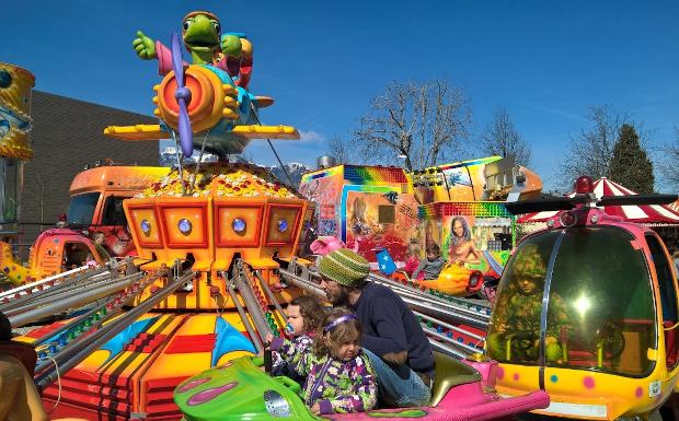 Der ANTENNE VORARLBERG – Vergnügungspark Bambiniland!