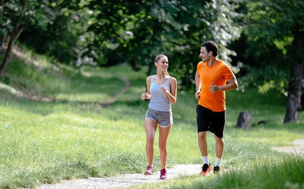 Die TOP 10 der schönsten Laufstrecken in Vorarlberg!