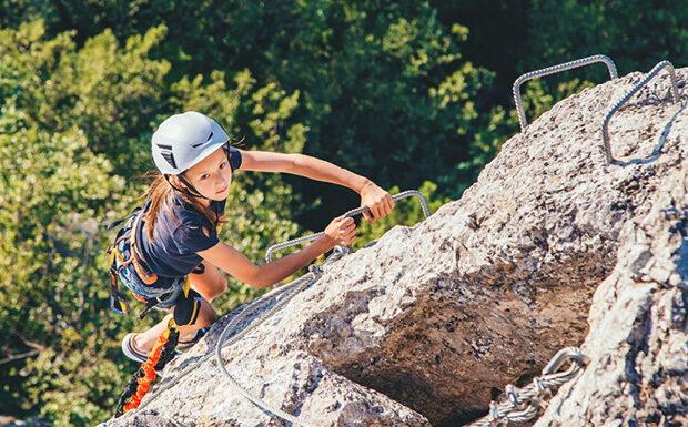 Die TOP 10 der coolsten Klettersteige in Vorarlberg!