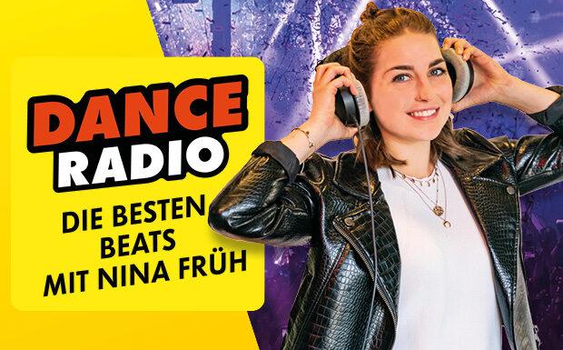 Brandneu: Dance Radio mit Nina Früh!