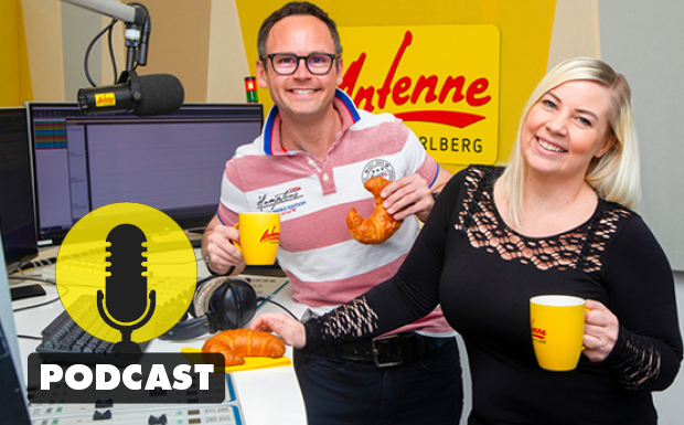 Frühstücksradio: Die 8-Minuten-Extraportion Sandra & Veithi