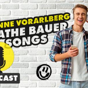 Die ANTENNE VORARLBERG Agathe Bauer Songs! Es gibt Song, bei denen ihr etwas komplett anderes versteht? Dann schickt und jetzt eure Hit-Verhörer!