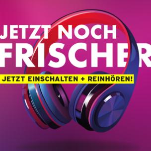 Die frische Vielfalt auf ANTENNE VORARLBERG Radio einschalten und das neue Musik-Upgrade von ANTENNE VORARLBERG erleben!