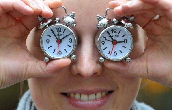 Zur Zeitumstellung Uhren gewinnen!