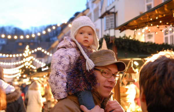 Der Feldkircher Weihnachtsmarkt