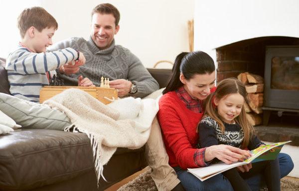 Tipps für mehr Zeit mit der Familie!