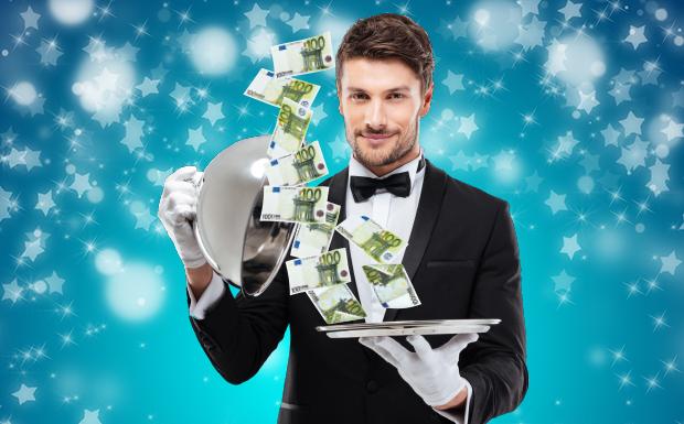 Weihnachtsbutler mit 1.000 Euro gewinnen!