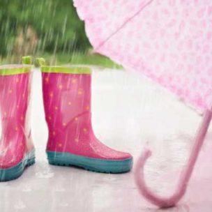 10 Dinge, die auch bei Regen Spaß machen! So fällt euer Tag garantiert nicht ins Wasser!