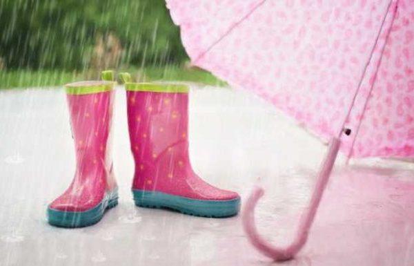 10 Dinge, die auch bei Regen Spaß machen!