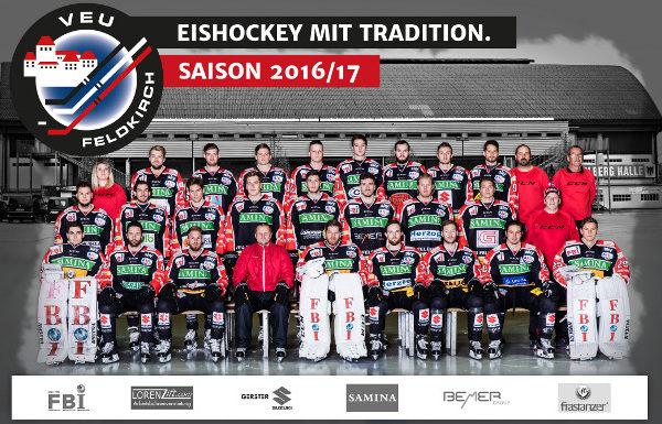 FBI VEU Feldkirch vs. Asiago Hockey