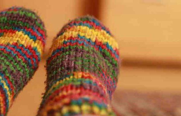 Ständig kalte Füße? Das hilft!