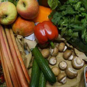 Dieses Obst und Gemüse ist mit Schale viel gesünder! So gibt's viel mehr Vitamine für den Körper!