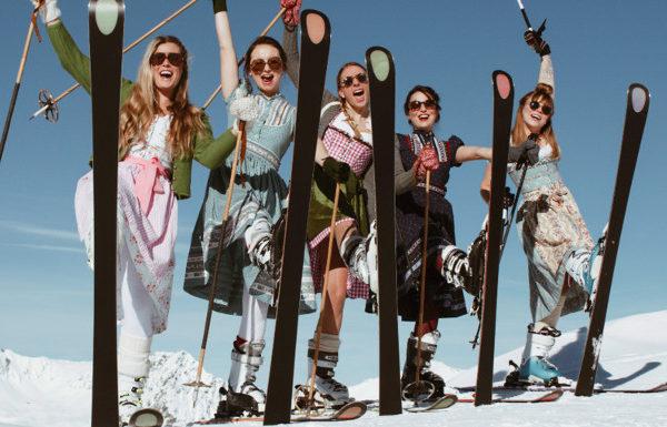 Der 2. Internationale KÄSTLE Dirndl Skitag