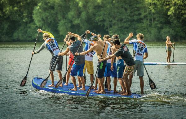 Die 2. Bodensee SUP Challenge