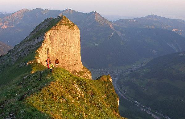 Die Top 10 der schönsten Berggipfel in Vorarlberg!