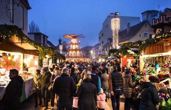 Der Bregenzer Weihnachtsmarkt