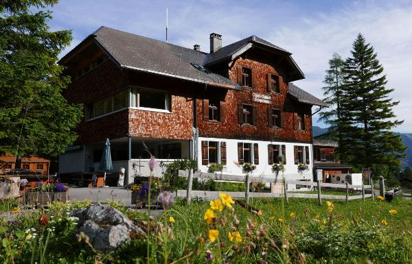 Die TOP 10 der besten Alpgasthäuser in Vorarlberg!