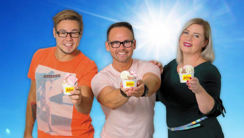 Eis-Parole: Gratis-Eis fürs ganze Ländle!