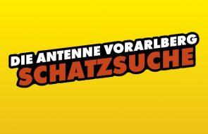 Die ANTENNE VORARLBERG – Schatzsuche!