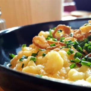 Die TOP 10 der besten Kässpätzle-Restaurants in Vorarlberg!