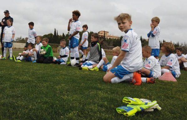 Schickt eure Kids ins Fussicamp auf Mallorca!