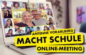 ANTENNE VORARLBERG macht Schule!